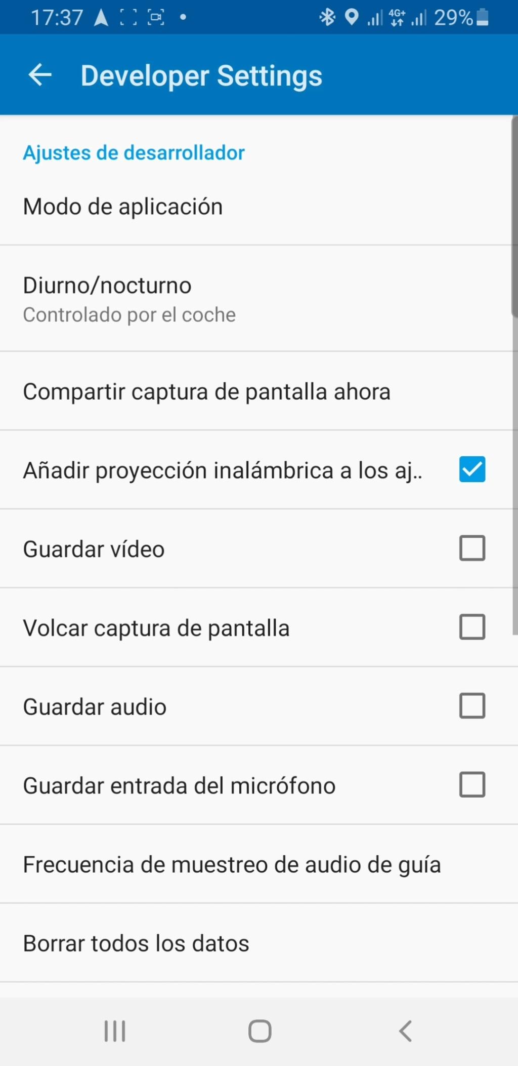 Android Auto inalambrico - Página 5 Screen16