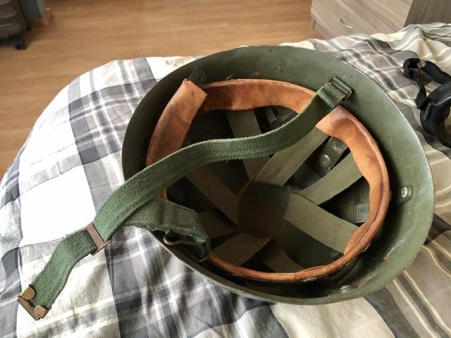 Identification d'un casque Achète en Finlande 77844910