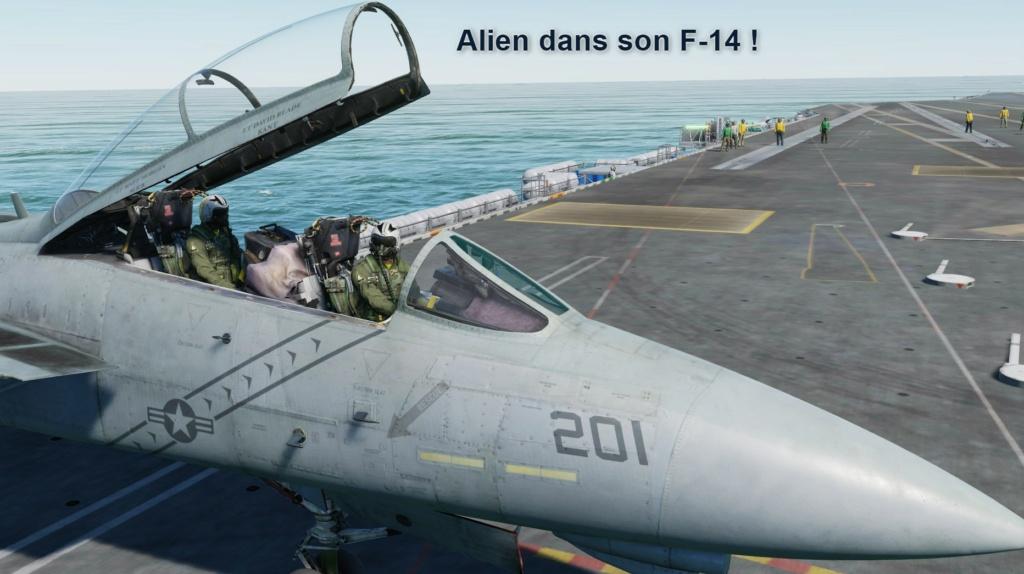 Du training et encore du training ! Alien10
