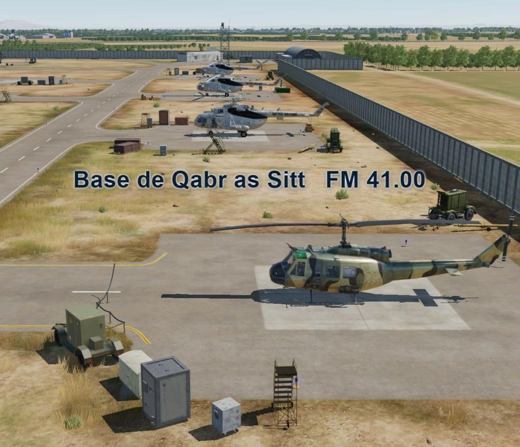 Atterro Ambassade de Suisse à Damas Base10