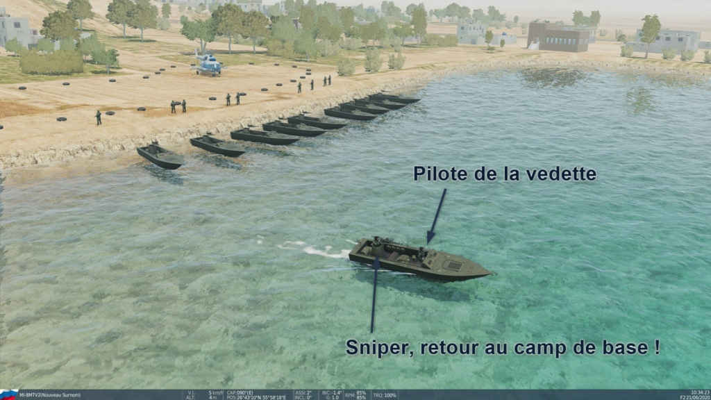 Retour au camp de base des Snipers ! Screen10