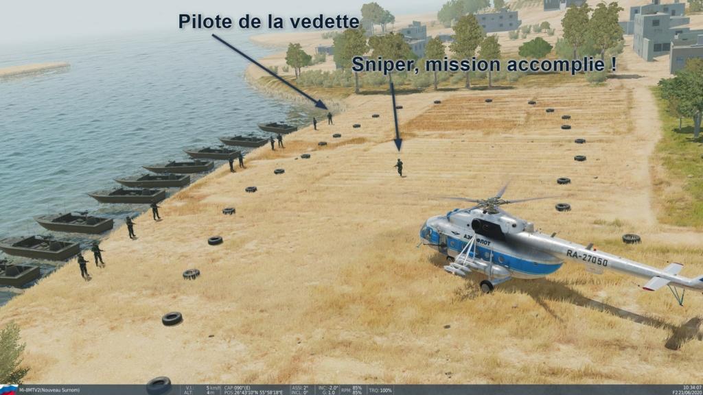 Retour au camp de base des Snipers ! Screen11