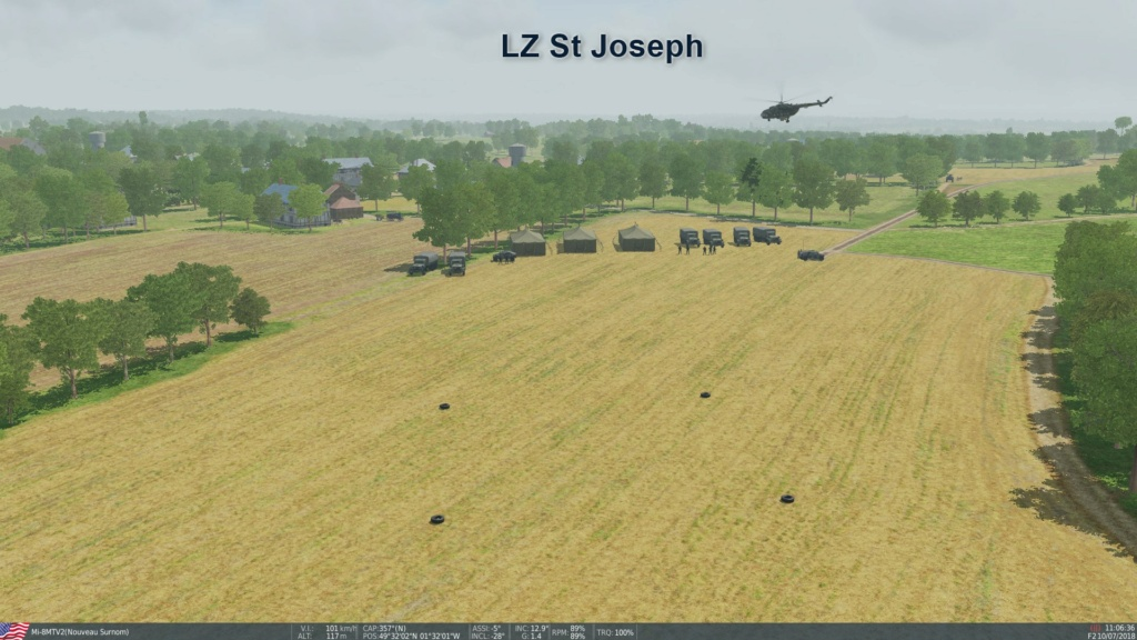 Exfiltration des blessés sur Normandie ! 21/09/2020 Screen13
