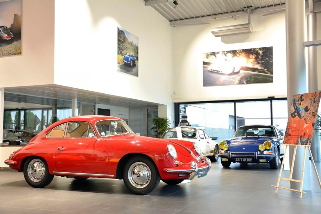 Centre Porsche Classic de Rouen 111
