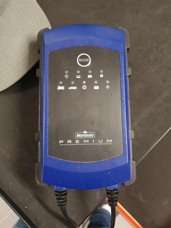 Batterie et chargeur permanent  20210215