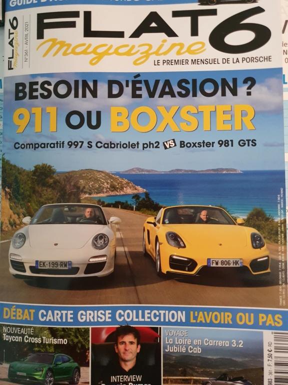 Boxster 981 GTS de Robinwwod - Page 6 20210410
