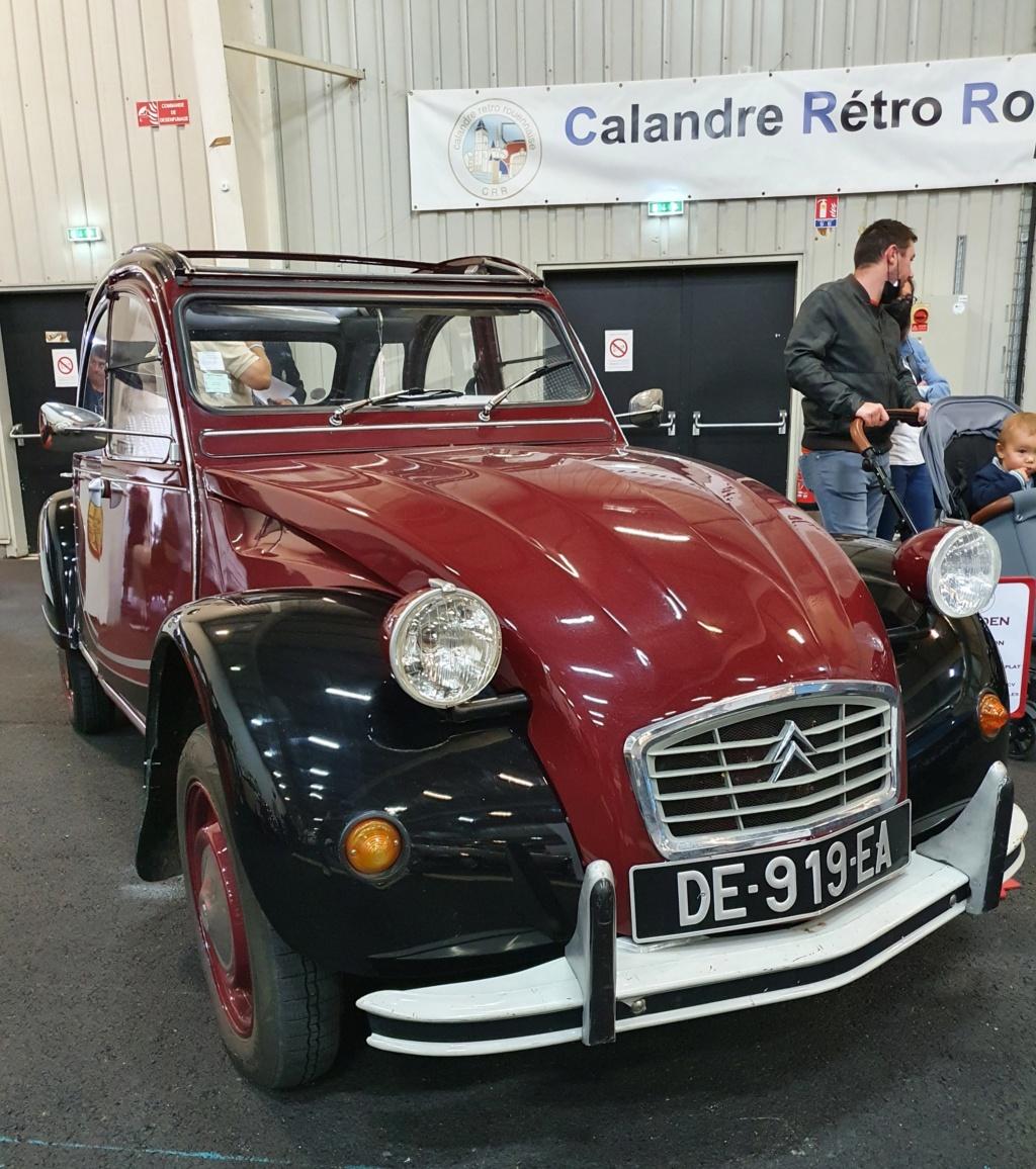 Salon Auto Moto Rétro de Rouen  20210942