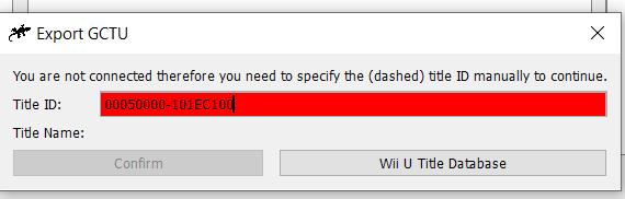 Unable to Confirm Title ID JGecko U v4.2.2 Captur10