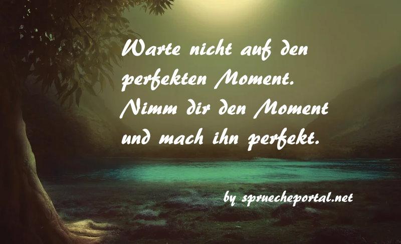 Sprüche Sammlung Moment10