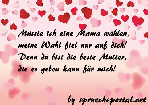 Muttertagssprüche Mutter14