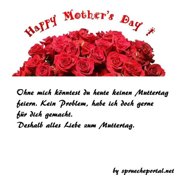 Muttertagssprüche Mutter17