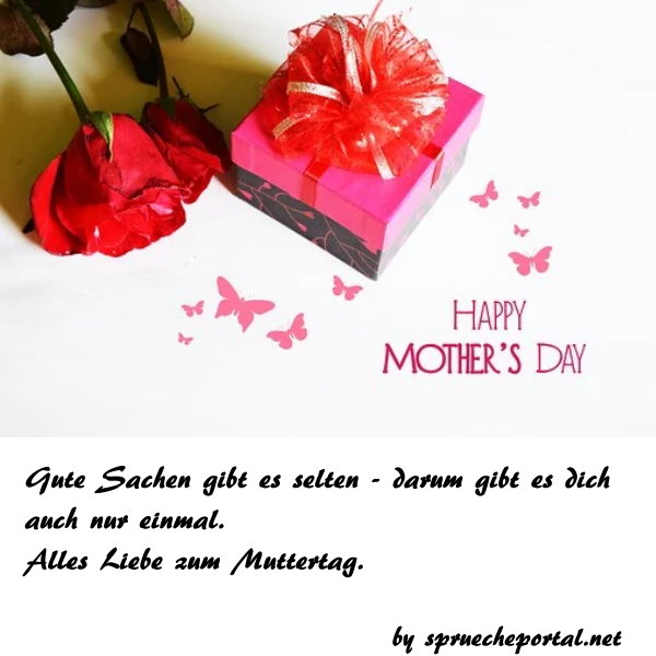 Muttertagssprüche Mutter18
