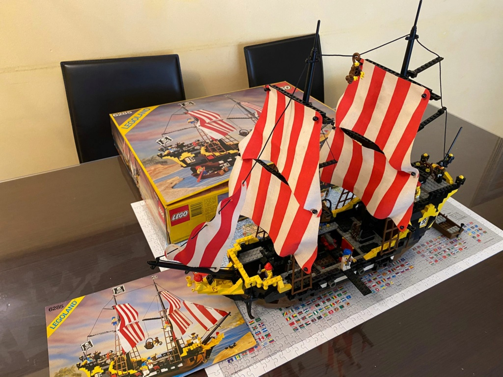 LEGO 6285 Black Seas Barracuda Img-2010