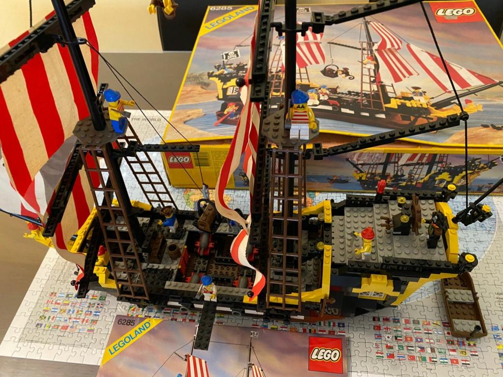 LEGO 6285 Black Seas Barracuda Img-2013