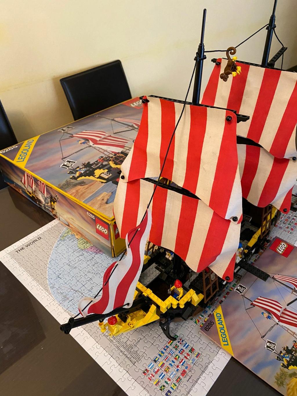 LEGO 6285 Black Seas Barracuda Img-2014