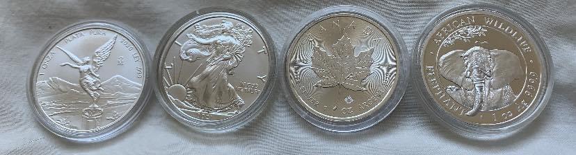 Silver coins 159bcd10