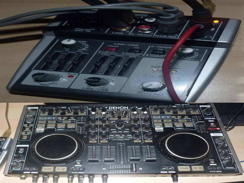 Quelle est la mixette que vous utilisez ? Mixett10