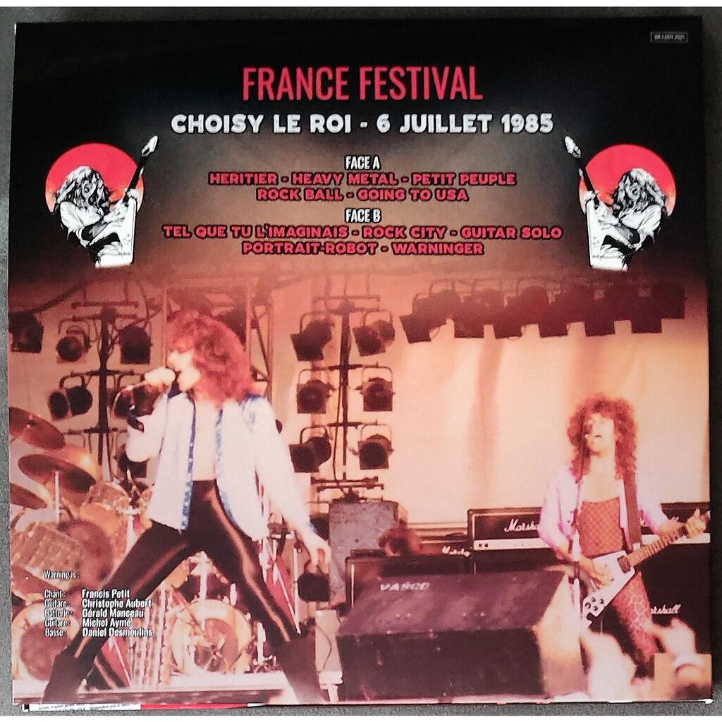 "WARNING - ""Going To France Festival"" 12067411"