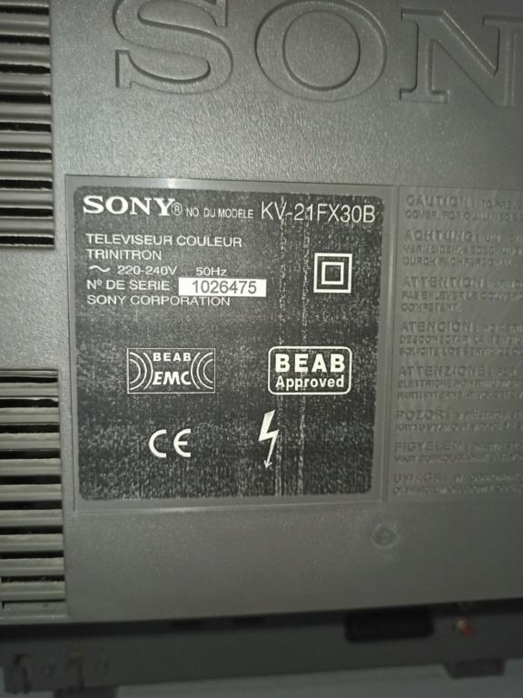 quelle tv utilisez vous pour vos consoles rétro ? - Page 30 Tv210