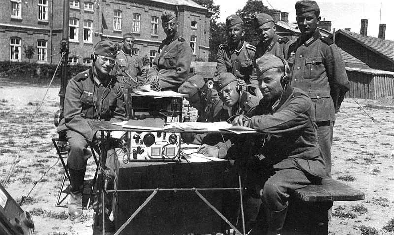 Radios allemands Armee_10