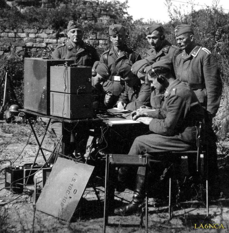 Radios allemands Armee_11