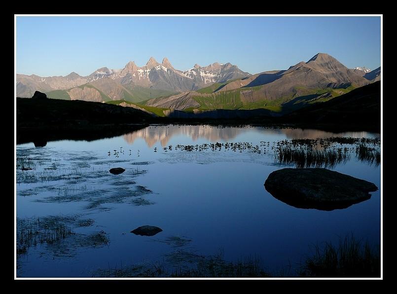 Lacs alpins début juillet P1400611