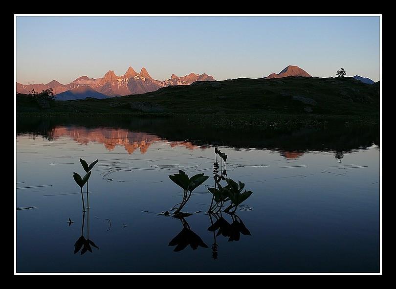 Lacs alpins début juillet P1400612