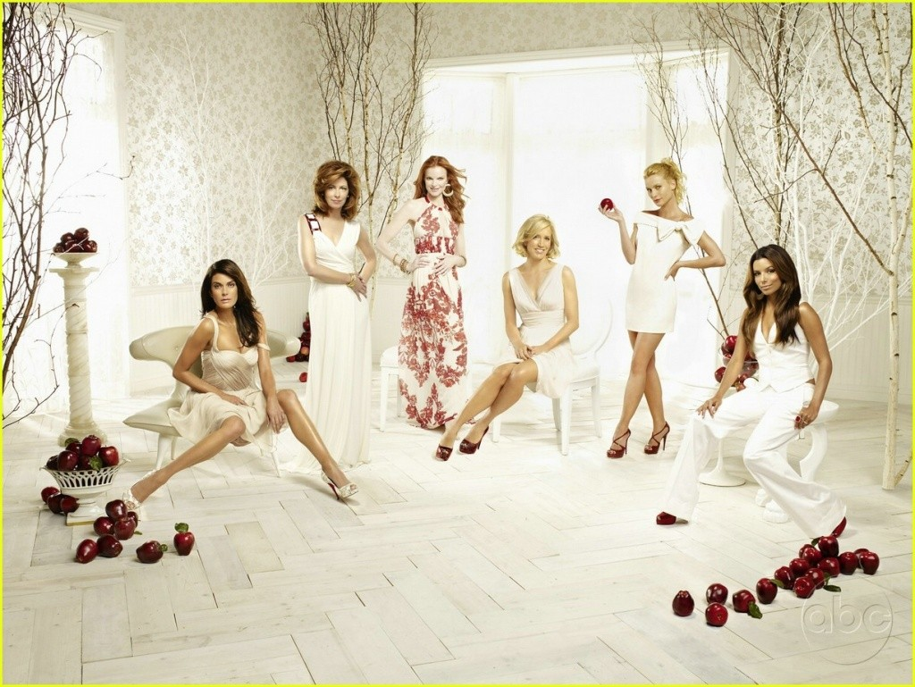 :.. Desperate Housewives ..: