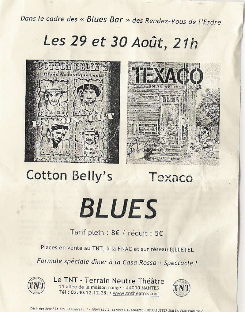Les Rendez-vous de l'Erdre 29-30-31 août 2008 Blues_10