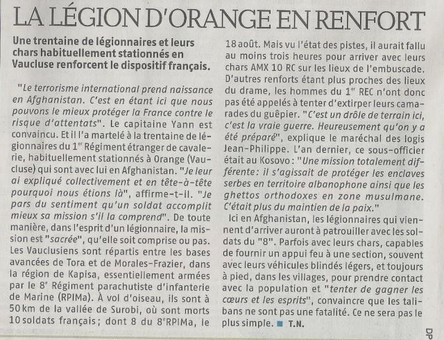 Le REC en Renfort(La Provence) Le 30/08/2008 Rec310