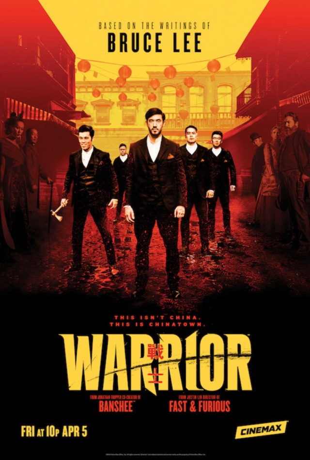 Warrior (la série Kung Fu imaginé par Bruce Lee)  28509310