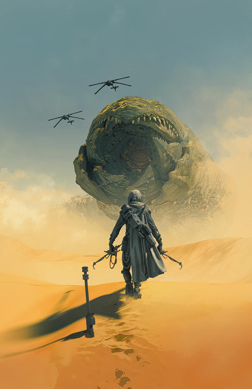 Le film Dune par Denis Villeneuve (Blade Runner 2049) - Page 2 Dune10