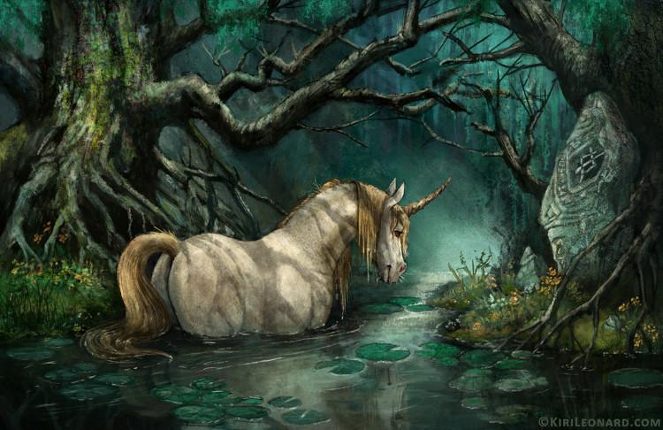 Horses of legend