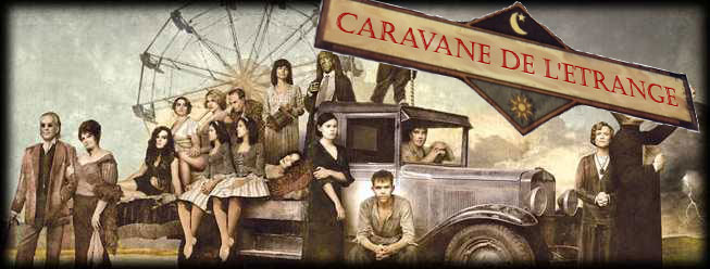 Caravane de l'étrange