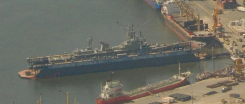 سفينة القيادة الجزائرية  الصومام 24-07-10