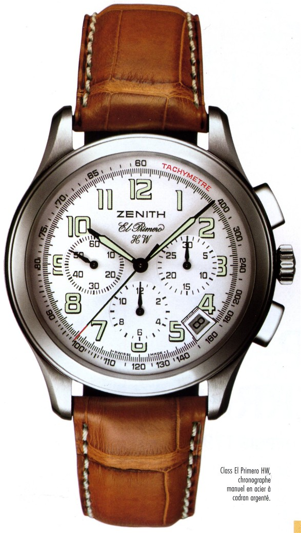 Pour  ZEN, j'ai bien aimé cette photo - Zenith Chronomaster Zenith12
