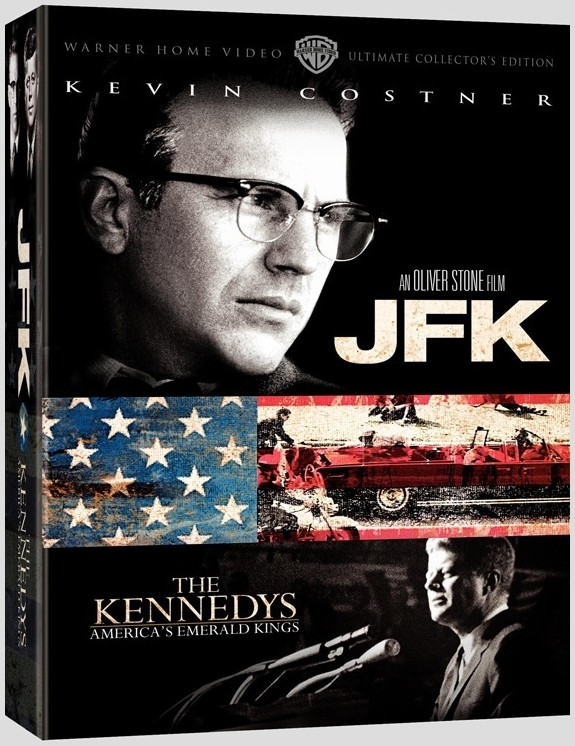 JFK  : Ultimate Collector's Edition - dvd et Blu Ray Jfk10