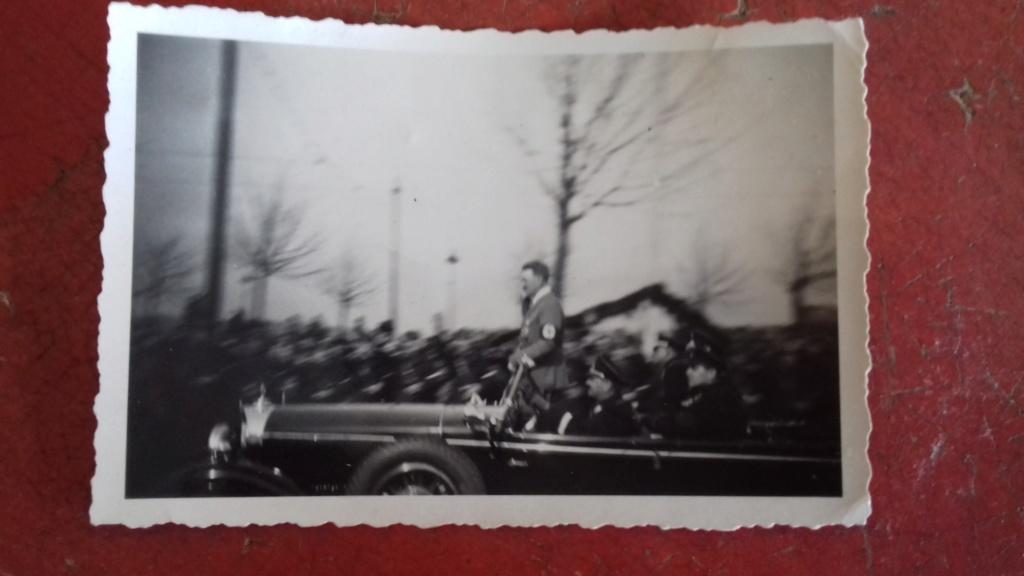 Photo originale de Adolf Hitler de 1934  20180710