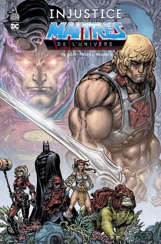 Les Comics (Marvel, DC,...), vos avis, critiques et coups de coeur - Page 9 00692710