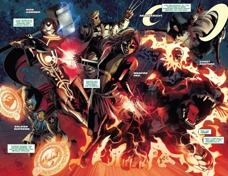 Les Comics (Marvel, DC,...), vos avis, critiques et coups de coeur - Page 9 01b03810