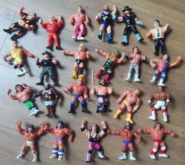 La tiote collection de Cha va eh!!! Arrivage WWF Vintage FR - Page 22 Ddd4b710