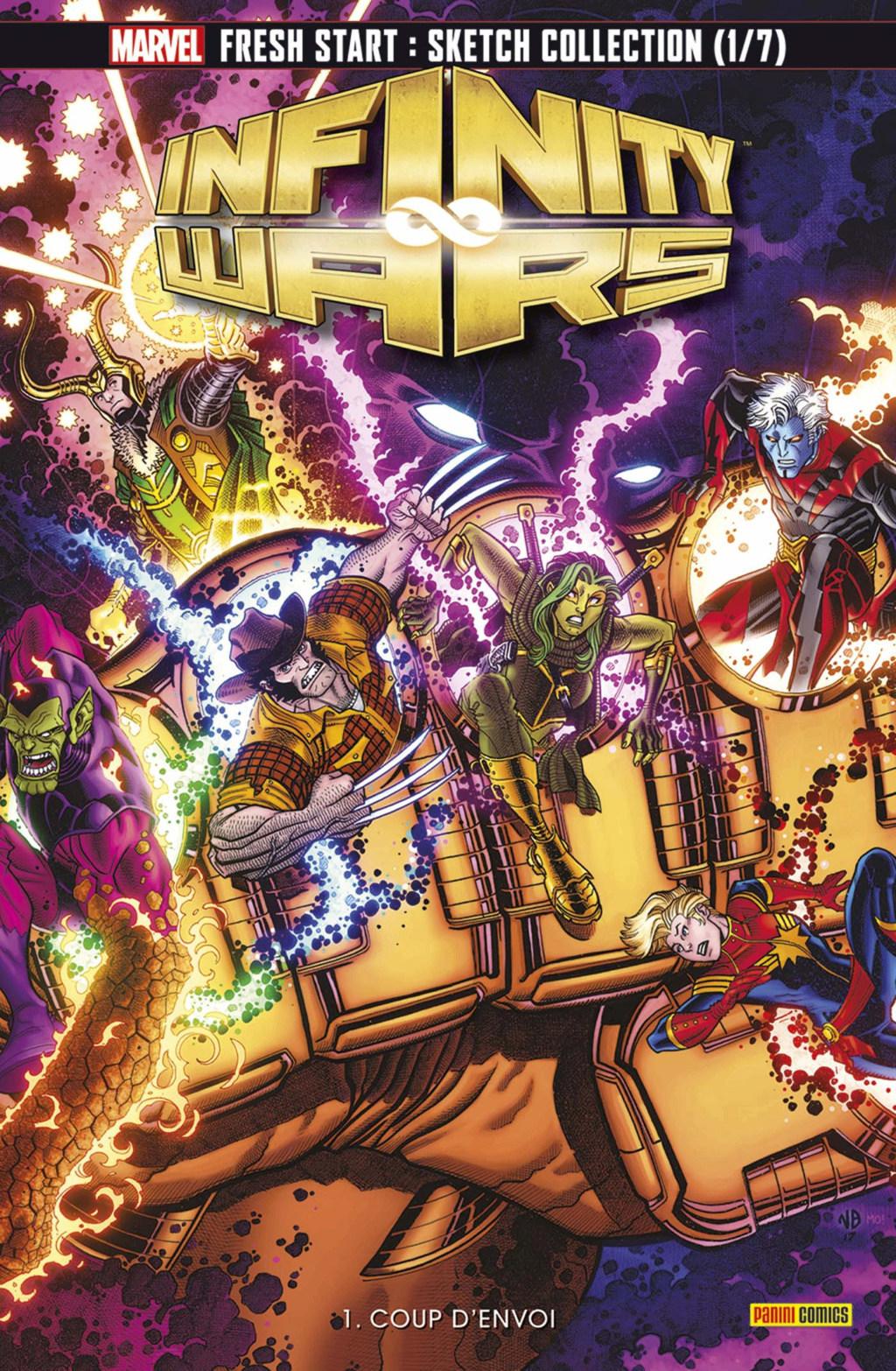 Les Comics (Marvel, DC,...), vos avis, critiques et coups de coeur - Page 9 Infini10