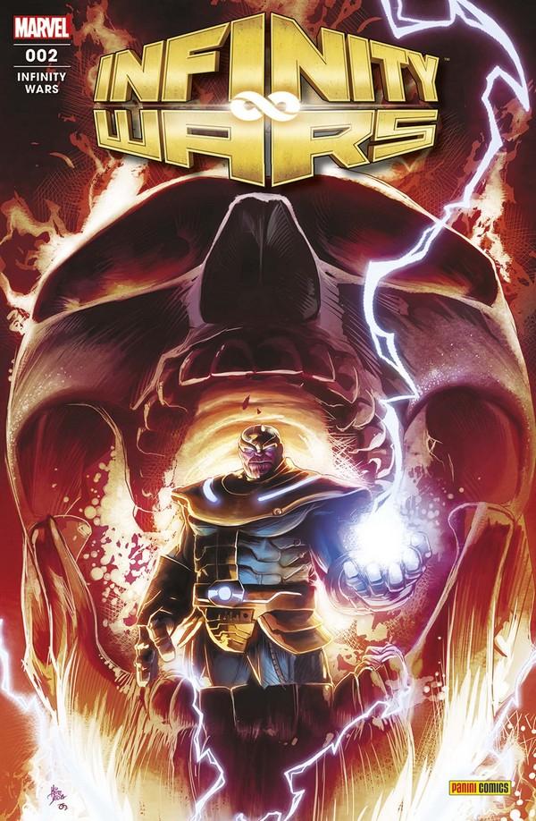 Les Comics (Marvel, DC,...), vos avis, critiques et coups de coeur - Page 9 Infini11