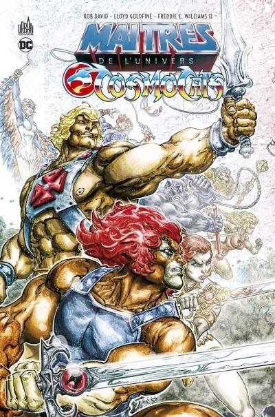 Les Comics (Marvel, DC,...), vos avis, critiques et coups de coeur - Page 9 Les-ma10