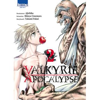 Le dernier manga que vous ayez lu et vos coups de coeurs (livres) Valkyr10