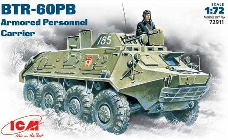 BTR 60 PB - ICM  (decaques en placel) 0010