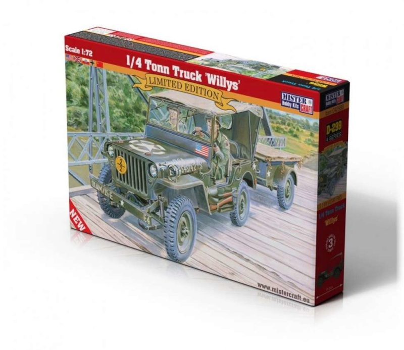 Jeep Willys' - Mister Craft (termine) 01_010