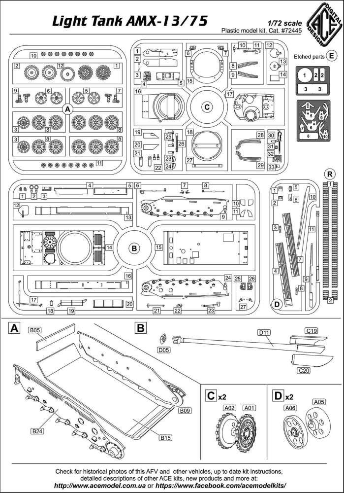[ACE] - AMX 13/75  -------FINI-------- 0225
