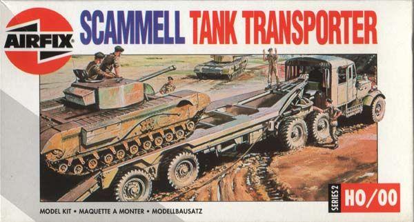 Airfix - Scammell transport (Scammell + Matilda) TERMINE 0313