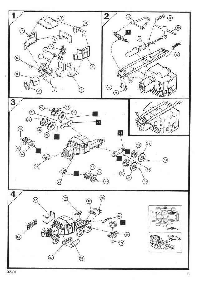 Airfix - Scammell transport (Scammell + Matilda) TERMINE 03_not10